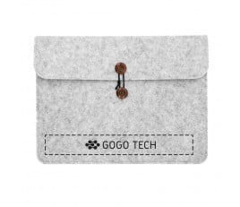Wool Felt Envelope Laptop Sleeve Case