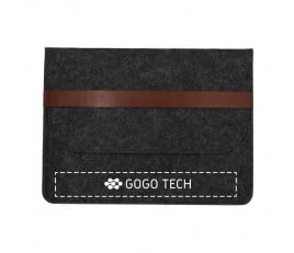 Premium Wool Felt Laptop Sleeve